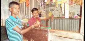 Pakiraswamy'sKirana Shop in Ulavathi Village