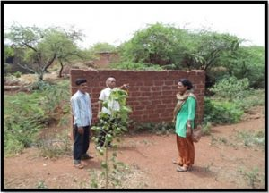 Discussion with Gram Panchayat