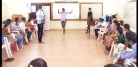 Aspiring Entrepreneurship Workshop, Danapur Training Centre, Bellary                      02-07-2014 to 05-07-2014